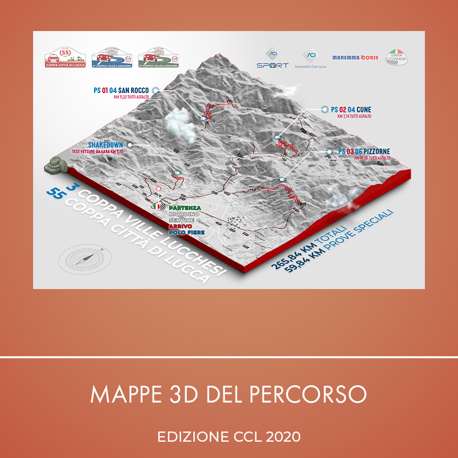 SCARICA LE MAPPE 3D